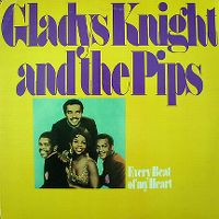 Cover Gladys Knight & The Pips - Every Beat Of My Heart [1980]